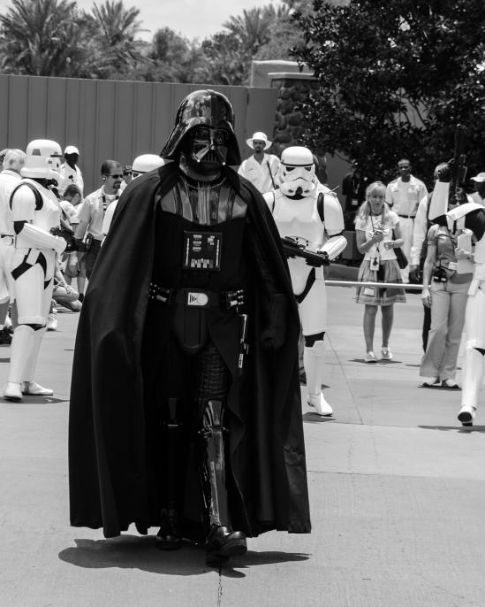 Darth Vader Nikon D5100, Sigma 17-70mm f/2.8-4, 1/100s, 70mm, f/5.6, ISO 100