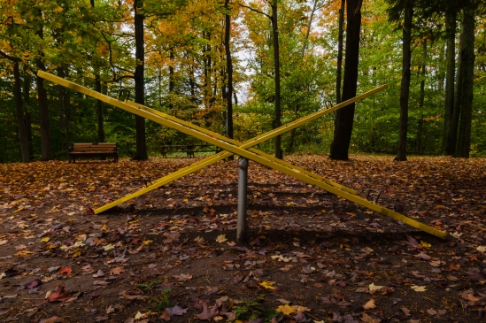 Ups and Downs of the Fall Nikon D5100, Sigma 17-70mm f/2.8-4, 1/5s, 17mm, f/16, ISO 100