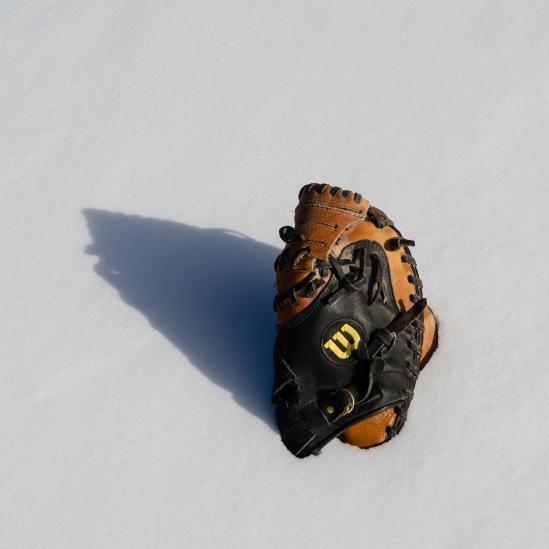Snow Baseball Nikon D5100, Sigma 17-70mm f/2.8-4, 1/800s, 35mm, f/8, ISO 200