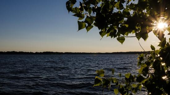 Light on the Lake Nikon D5100, Nikkor 24-85mm f/3.5-4.5, 1/640s, 24mm, f/11, ISO 200