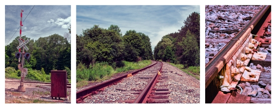 Railroad Triptych