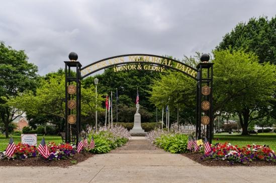 Veteran's Memorial Park Nikon D5100, Sigma 17-70mm f/2.8-4, 1/160s, 17mm, f/5.6, ISO 400