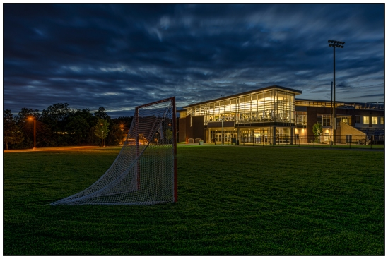 Wildcat Field House Nikon D5100, Sigma 17-70mm f/2.8-4, {1.6, 6 & 25s bracket}, 21mm, f/11, ISO 100