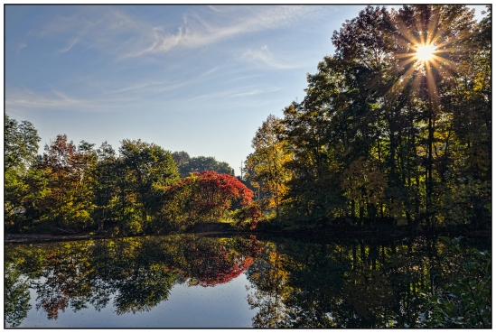 Color Reflections Nikon D5100, Sigma 17-70mm f/2.8-4, 1/25s, 17mm, f/16, ISO 100
