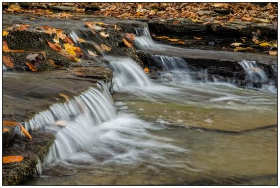 Autumn Flow Nikon D5100, Sigma 17-70mm f/2.8-4, 1/3s, 55mm, f/11, ISO 100