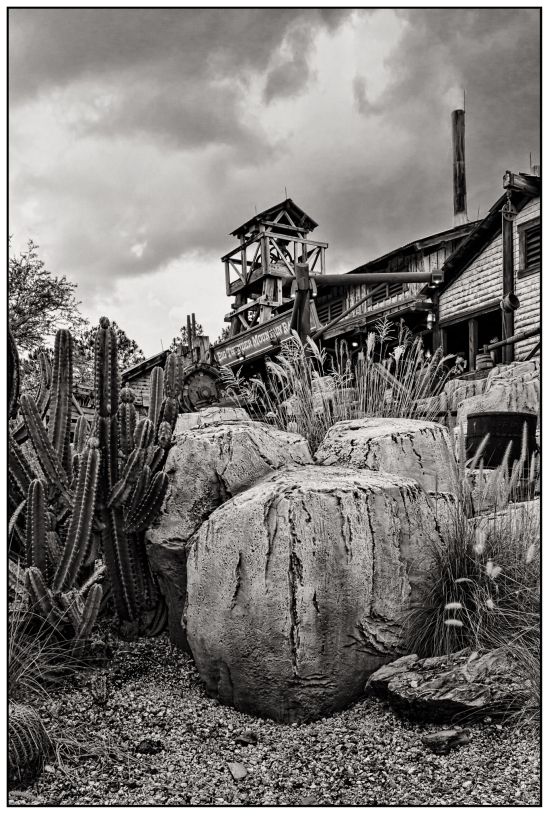 Big Thunder Mountain Railroad Nikon D5100, Nikkor 24-85mm f/3.5-4.5, 1/200s, 24mm, f/8, ISO 400