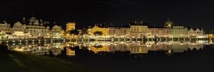 Boardwalk at Night Nikon D5100, Tokina 12-24mm f/4, {8, 15 & 30s brackets}, 28mm, f/11, ISO 100
