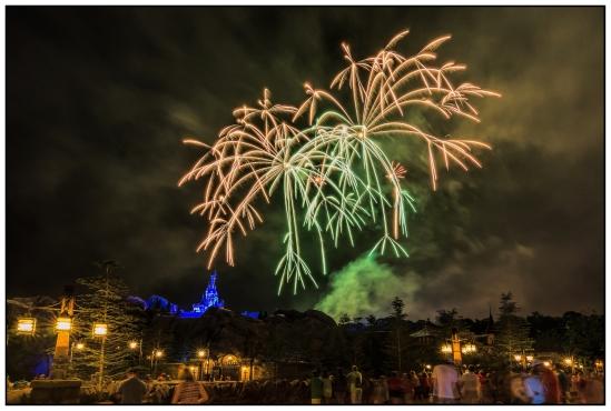 Firework Arcs Nikon D5100, Tokina 12-24mm f/4, 6s, 12mm, f/11, ISO 200
