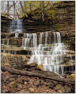 Pixley Falls - Tributary 1 Nikon D7100, Nikkor 24-85mm f/3.5-4.5, 0.5s, 24mm, f/16, ISO 100