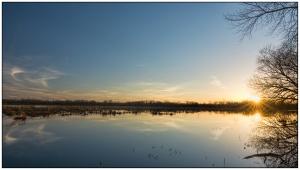 Quiet Sunset Nikon D7100, Tokina 12-24mm f/4, 1/30s, 14mm, f/16, ISO 125