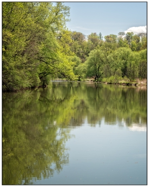 Peaceful Creek Nikon D7100, Nikkor 24-85mm f/3.5-4.5, 1/13s, 66mm, f/16, ISO 100