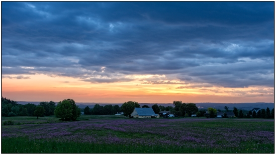 Stormy Sunrise Over The Mohawk Valley Nikon D7100, Sigma 17-70mm f/2.8-4, 0.8s, 21mm, f/11, ISO 100
