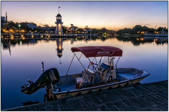 Ready for a Morning Cruise? Nikon D7100, Sigma 17-70mm f/2.8-4, 8s, 17mm, f/16, ISO 100