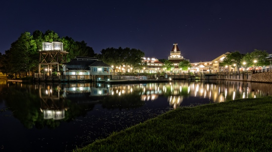 Port Orleans - Riverside, Walt Disney World