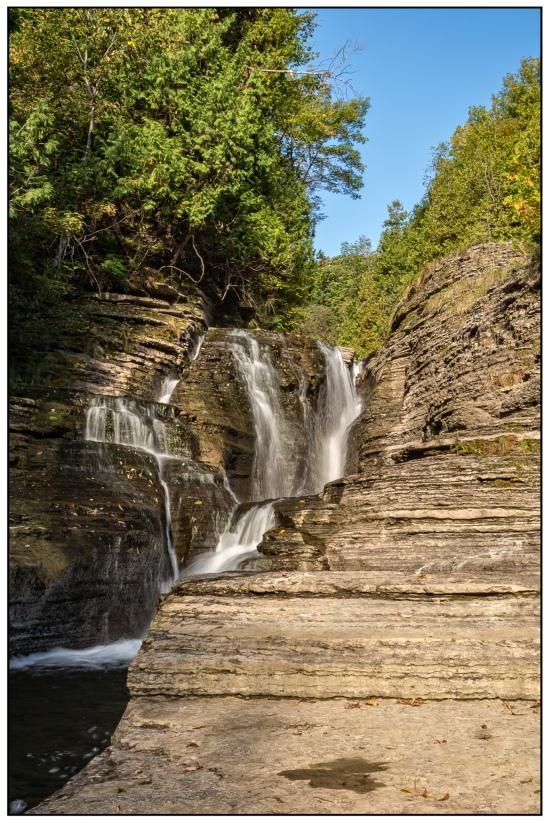 Whittaker Falls Nikon D7100, Sigma 17-70mm f/2.8-4, 1/6s, 26mm, f/22, ISO 100