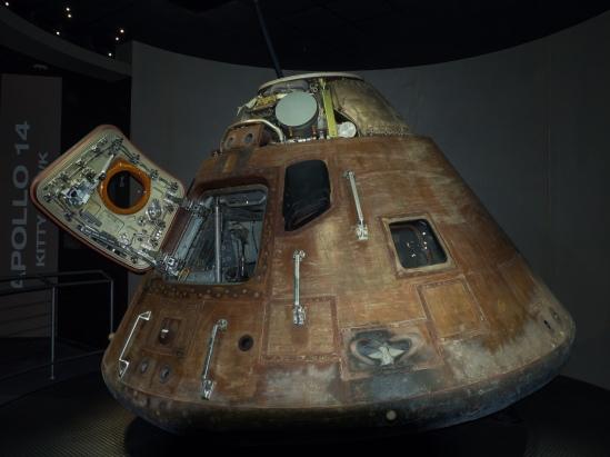 Apollo 14 Command Module (Kitty Hawk)