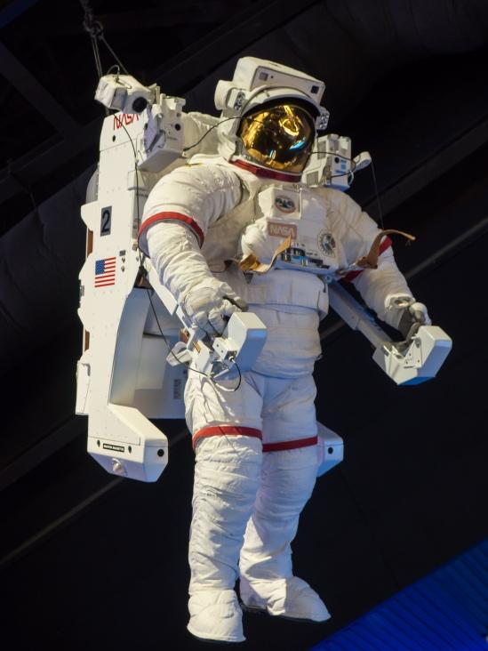 Shuttle Spacesuit